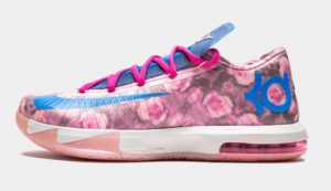 """NIKE KD 6 """"AUNT PEARL"""" GS (PREOWNED)"""